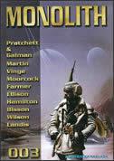MONOLITH 003 - almanah znanstvene fantastike