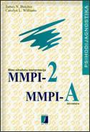 BITNE ODREDNICE INTERPRACIJA MMPI-2 I MMPI-A INVENTARA - james n. butcher, c.l. wiliams