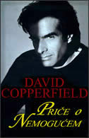 DAVID COPPERFIELD - PRIČE O NEMOGUĆEM - d. copperfield, j. berliner