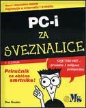 PC-I ZA SVEZNALICE - dan gookin