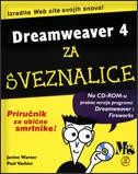 DREAMWEAVER 4 za sveznalice - janine warner, paul vachier