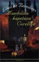 MANDOLINA KAPETANA CORELLIJA - louis de bernieres