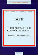 16 PF - INTERPRETACIJA U KLINČKOJ PRAKSI - m. karson, s. karson, j. o dell