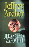 JEDANAESTA ZAPOVIJED - jeffrey archer