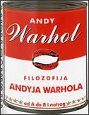 FILOZOFIJA ANDYJA WARHOLA (od A do B i natrag) - andy warhol