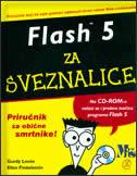 FLASH 5 ZA SVEZNALICE (+ CD) - ellen finkelstein, g. leete