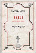 ESEJI - michel de montaigne