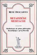 METAFIZIČKE MEDITACIJE - rene descartes