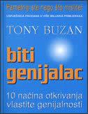 BITI GENIJALAC - 10 načina otkrivanja vlastite genijalnosti - tony buzan