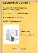 MENEDŽERSKE VJEŠTINE 2 - dubravka miljković, majda rijavec