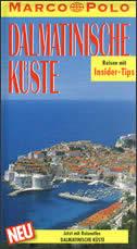 DALMATINISCHE KUSTE - Reisefuhrer und Auto atlas
