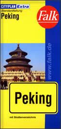 PEKING - Stadtplan