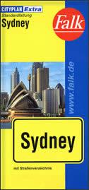SYDNEY - Stadtplan