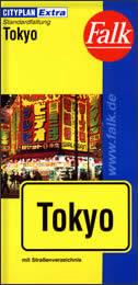 TOKYO - Stadtplan