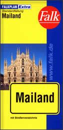 MILANO - Stadtplan