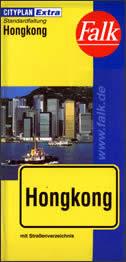 HONGKONG - Stadtplan
