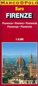 FIRENZE - Stadtplan (1:15.000)