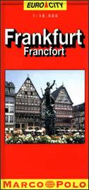 FRANKFURT - Stadtplan (1:16.500)