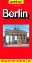 BERLIN - Stadtplan (1:15.000)