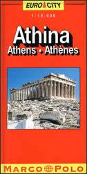 ATHINA - Stadtplan
