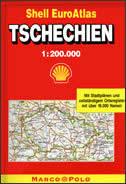 TSCHECHIEN - Euro auto atlas