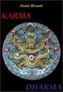 KARMA - DHARMA - annie besant