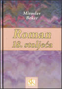 ROMAN 18. STOLJEĆA - engleski, francuski i njemački - miroslav beker