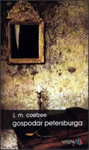 GOSPODAR PETERSBURGA - j. m. coetzee