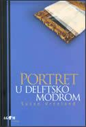 PORTRET U DELFTSKO MODROM - susan vreeland