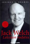 JACK WELCH - leksikon vodstva - jeffrey a. (prir.) krames