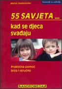 55 SAVJETA... kad se djeca svađaju - martin stienhofer