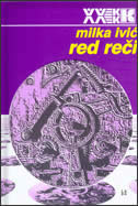 RED REČI - milka ivić