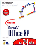 NAUČITE MS OFFICE XP za 24 sata - greg perry