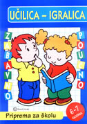IGRALICA - (M)UČILICA / Priprema za školu (plava) - ivanka (ur.) borovac