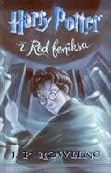 HARRY POTTER I RED FENIKSA - j.k. rowling