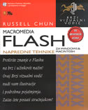 MACROMEDIA FLASH ZA WINDOWS &MACINTOSH (+CD) - napredne tehnike - russell chun