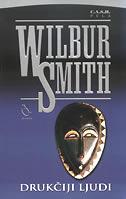 DRUKČIJI LJUDI - wilbur smith