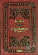 STRATEGEMATA - u četiri knjige - sextus iulius frontinus