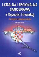 LOKALNA I REGIONALNA SAMOUPRAVA u Republici Hrvatskoj - juraj hrženjak
