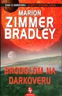 BRODOLOM NA DARKOVERU - marion zimmer bradley
