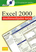 EXCEL 2000 - multimedijalni tečaj na hrvatskom jeziku