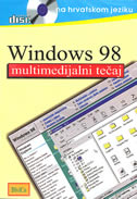 WINDOWS 98 - multimedijalni tečaj na hrvatskom jeziku