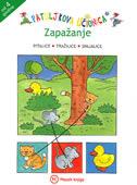 PATULJKOVA UČIONICA / ZAPAŽANJE - Pitalice, tražilice, spajalice - ivanka (ur.) borovac