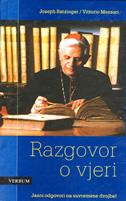 RAZGOVOR O VJERI - joseph ratzinger, vittorio messori