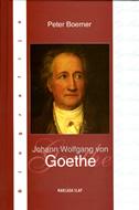 JOHANN WOLFGANG VON GOETHE - peter boerner