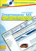 MACROMEDIA DREAMWEAVER MX - multimedijalni tečaj na hrvatskom jeziku