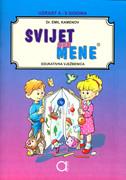 SVIJET OKO MENE - edukativna vježbenica (uzrast 4-5 godina) - emil dr. kamenov