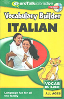 VOCABULARY BUILDER - italian (CD-ROM)