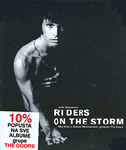 RIDERS ON THE STORM - moj život s Jimom Morrisonom i grupom The Doors - john densmore