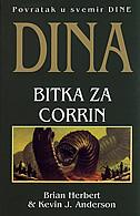 DINA - BITKA ZA CORRIN - kevin j. anderson, brian herbert